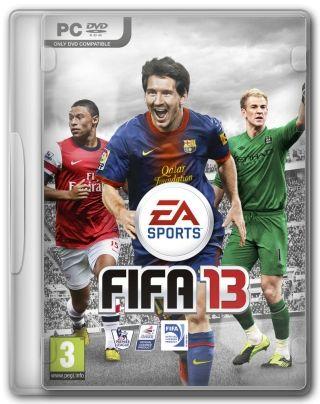 Capa Jogo FIFA 2013 PC