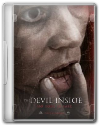 Capa do Filme The Devil Inside
