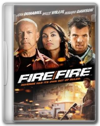 Capa do Filme Fire with Fire