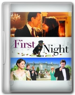Capa do Filme First Night