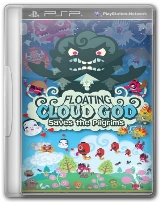 Floating Cloud God Saves The Pilgrims (USA) (NPUZ-00299) (PSN)