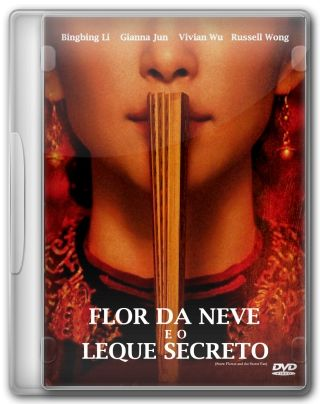 Capa do Filme Flor da Neve e o Leque Secreto