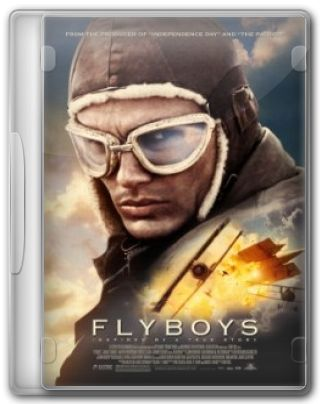 Capa do Filme Flyboys