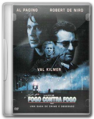 Capa do Filme Fogo Contra Fogo