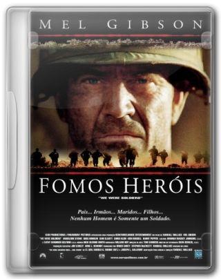 Capa do Filme Fomos Heróis