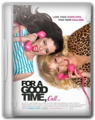 Capa do Filme For a Good Time, Call