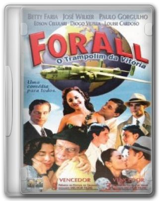 Capa do Filme For All O Trampolim da Vitória
