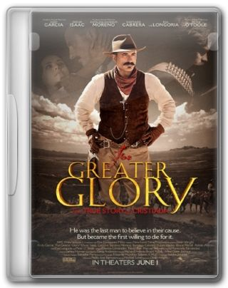 Capa do Filme For Greater Glory