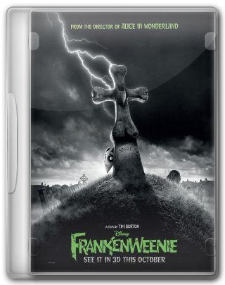 Capa do Filme Frankenweenie