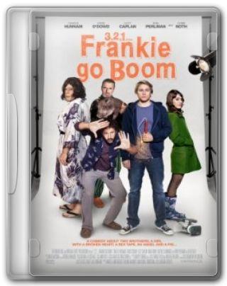 Capa do Filme Frankie Go Boom