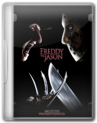 Capa do Filme Freddy vs Jason
