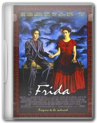 Capa do Filme Frida