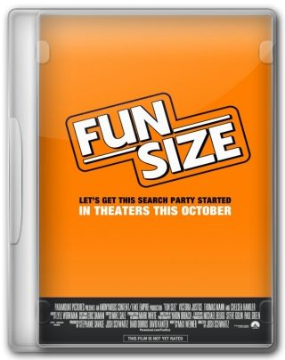 Capa do Filme Fun Size