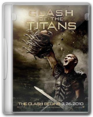 Capa do Filme Fúria De Titãs 1