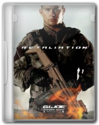 Capa do Filme G I  Joe: Retaliation