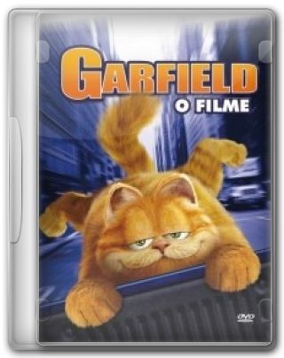 Capa do Filme Garfield O Filme