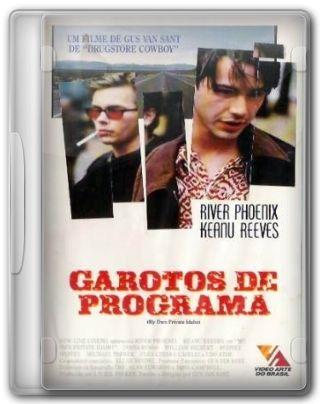 Capa do Filme Garotos de Programa