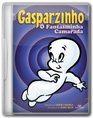 Capa do Filme Gasparzinho, o Fantasminha Camarada