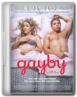 Capa do Filme Gayby