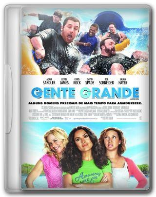 Capa do Filme Gente Grande