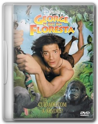Capa do Filme George O Rei da Floresta