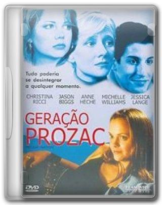 Capa do Filme Geração Prozac