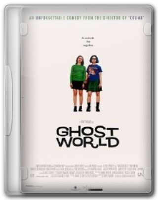 Capa do Filme Ghost World Aprendendo a Viver
