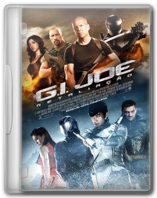 Capa do Filme G I Joe: Retaliação