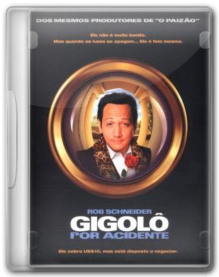 Capa do Filme Gigolô Por Acidente