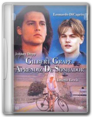 Capa do Filme Gilbert Grape Aprendiz de Um Sonhador