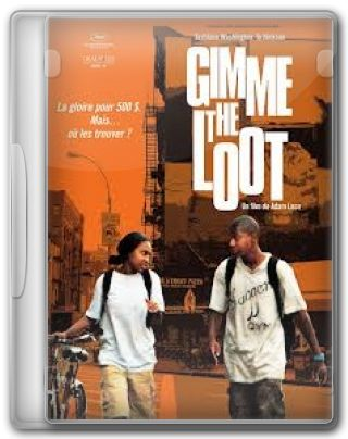 Capa do Filme Gimme the Loot