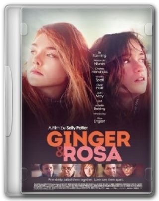 Capa do Filme Ginger & Rosa