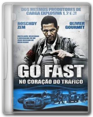 Capa do Filme Go Fast