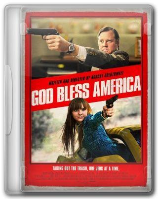 Capa do Filme God Bless America