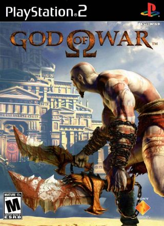Capa Jogo God of War PS2