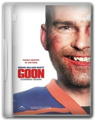Capa do Filme Goon