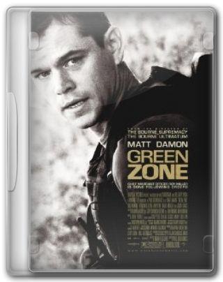 Capa do Filme Zona Verde