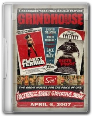 Capa do Filme Grindhouse