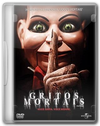 Capa do Filme Gritos Mortais