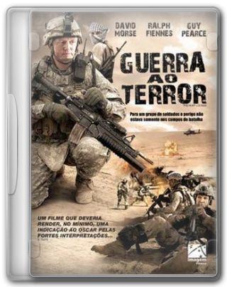 Capa do Filme Guerra ao Terror