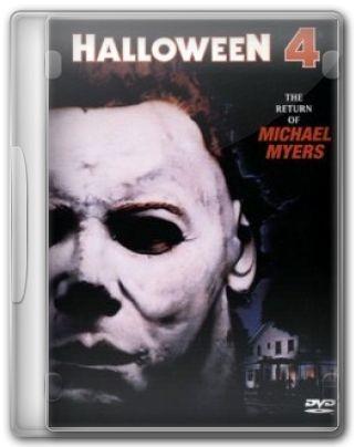 Capa do Filme Halloween 4: O Retorno de Michael Myers