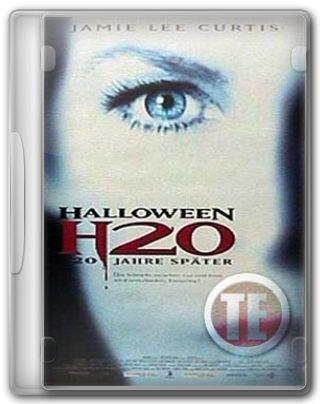 Capa do Filme Halloween H20 Vinte Anos Depois