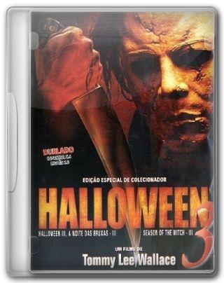 Capa do Filme Halloween III: A Noite das Bruxas