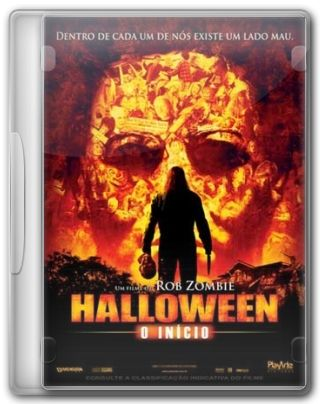 Capa do Filme Halloween O Ínicio