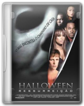 Capa do Filme Halloween Ressurreição