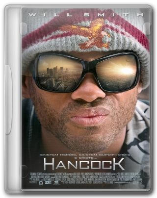 Capa do Filme Hancock