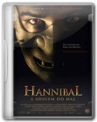 Capa do Filme Hannibal A Origem do Mal