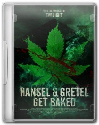 Capa do Filme Hansel & Gretel Get Baked