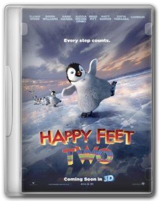 Capa do Filme Happy Feet Two