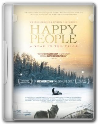 Capa do Filme Happy People: A Year in the Taiga